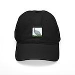 Lavendar Guinea Black Cap