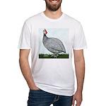 Lavendar Guinea Fitted T-Shirt