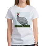 Lavendar Guinea Women's T-Shirt