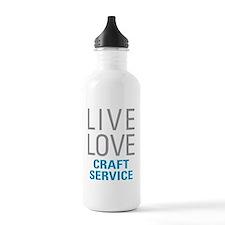 Craft Service Water Bottle