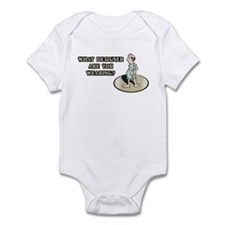 Hospital Humor Gifts & T-shir Infant Bodysuit