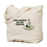 Hospital Humor Gifts & T-shir Tote Bag