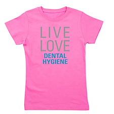 Dental Hygiene Girl's Tee