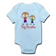 Big Brother Personalized! Body Suit
