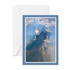 ...Sunrays... Note Cards (Pk of 10)