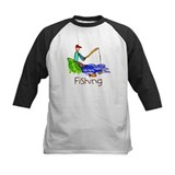 Kid Art Fishing Tee