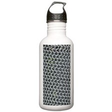 chain mail Sports Water Bottle