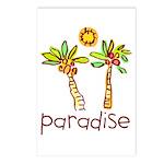 Kid Art Paradise Postcards (Package of 8)