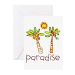 Kid Art Paradise Greeting Cards (Pk of 10)