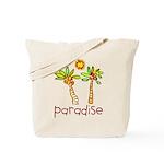 Kid Art Paradise Tote Bag