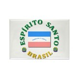 Espirito Santo Rectangle Magnet (10 pack)