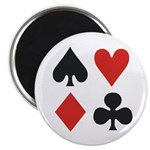The Suits of Poker Card Protector