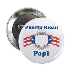 "Puerto Rican Papi 2.25"" Button (10 pack)"