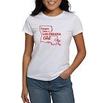 louisiana Girl Women's T-Shirt
