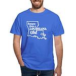 louisiana Girl Dark T-Shirt