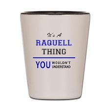Cute Raquel Shot Glass