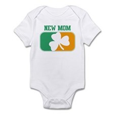 NEW MOM (Irish) Infant Bodysuit