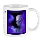 Alien Star ~ Small Mug