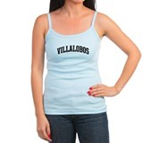 VILLALOBOS (curve-black) Ladies Top