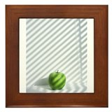 Funny Tasty Framed Tile