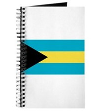 Bahamas Flag Journal
