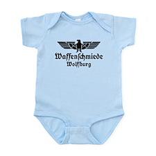 Waffenschmiede Wolfsburg Black Body Suit