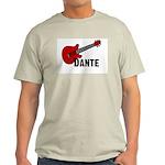 Guitar - Dante Light T-Shirt