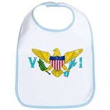 Vintage Virgin Islands Bib