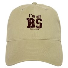 BS. Bald and Sexy Baseball Cap