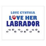 Cynthia Small Poster