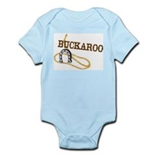 Buckaroo Blue Infant Bodysuit