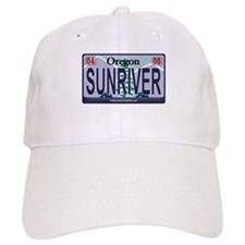 Oregon Plate - SUNRIVER Baseball Cap