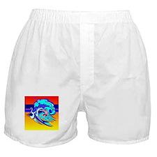 Surfer Dude Boxer Shorts