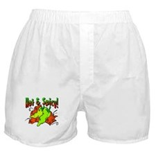 Hot & Spicy! Boxer Shorts