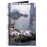 Cute Servals Journal