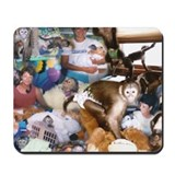 Exotic pet Mousepad