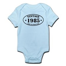 Vintage Aged to Perfection 1985 Body Suit