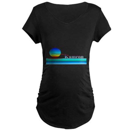 Kamron Maternity Dark T-Shirt