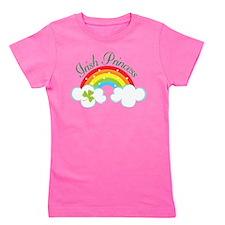 Cute Kids rainbow Girl's Tee