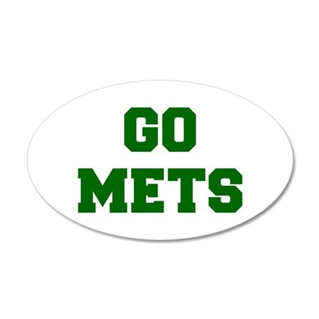 mets-Fre dgreen Wall Decal