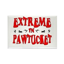 Extreme Pawtucket Rectangle Magnet (10 pack)