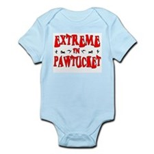 Extreme Pawtucket Infant Bodysuit