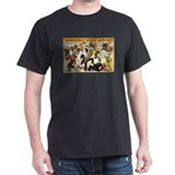 BARNUM AND BAILEY CLOWN dark t-shirt