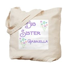 Big Sister Gabriella Tote Bag
