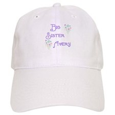 Big Sister Avery Baseball Cap