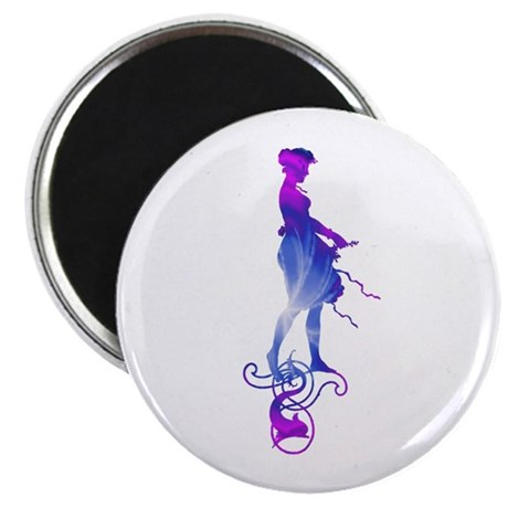 "Rainbow Girl 2.25"" Magnet (100 pack)"