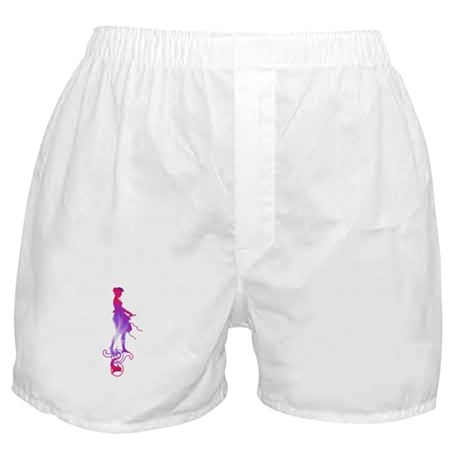 Rainbow Girl Boxer Shorts
