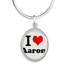 I Love Aaron Necklaces