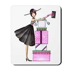 Shopping Chic Mousepad