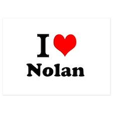 I Love Nolan Invitations